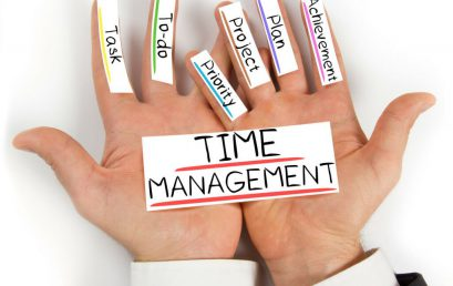 Time management tips when studying
